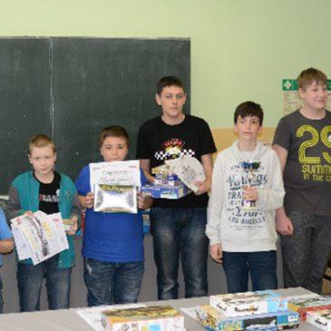 Krajský přebor mládeže a Velká cena DDM Děčín 2018